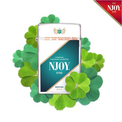 Njoying the Luck of the Irish