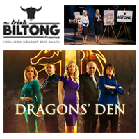 April 2017: Irish Biltong on RTE's Dragon's Den