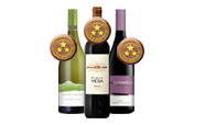 Ampersand score a Golden Hat Trick at the Irish Wine Show Awards 2016-2017