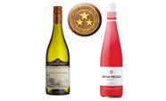 Ampersand take home two Gold Star winners at the NOffLa Irish Wine Awards