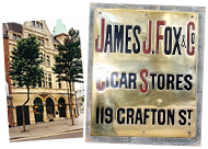 JJ Fox & Co, specialist retailer of handmade cigars opens on Grafton St in Dublin
