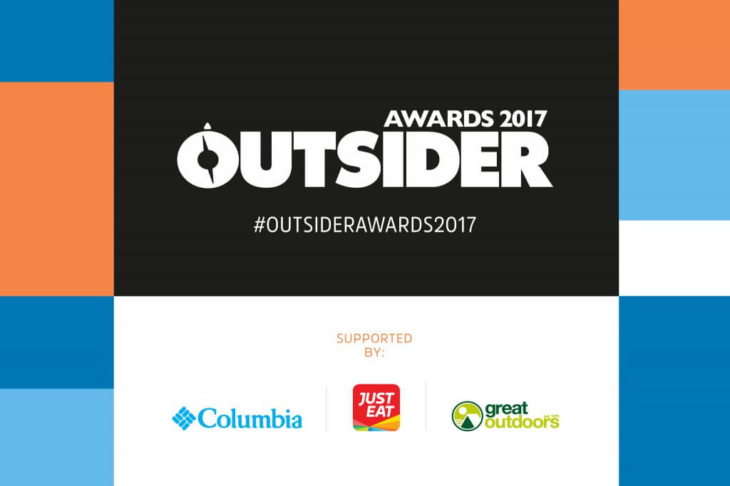 Irish Biltong is winner of the Outsider Awards 2017 - Just Eat Fit Food title