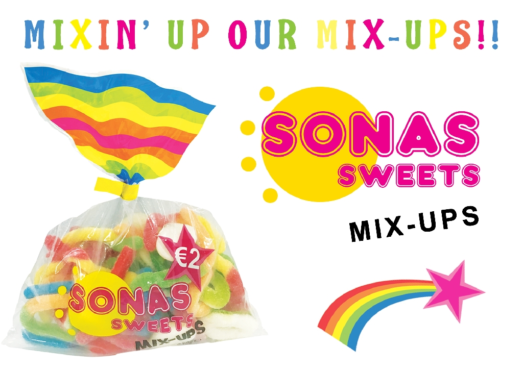 March 2019: Sonas Sweets Confectionery Range Gets Some Updates
