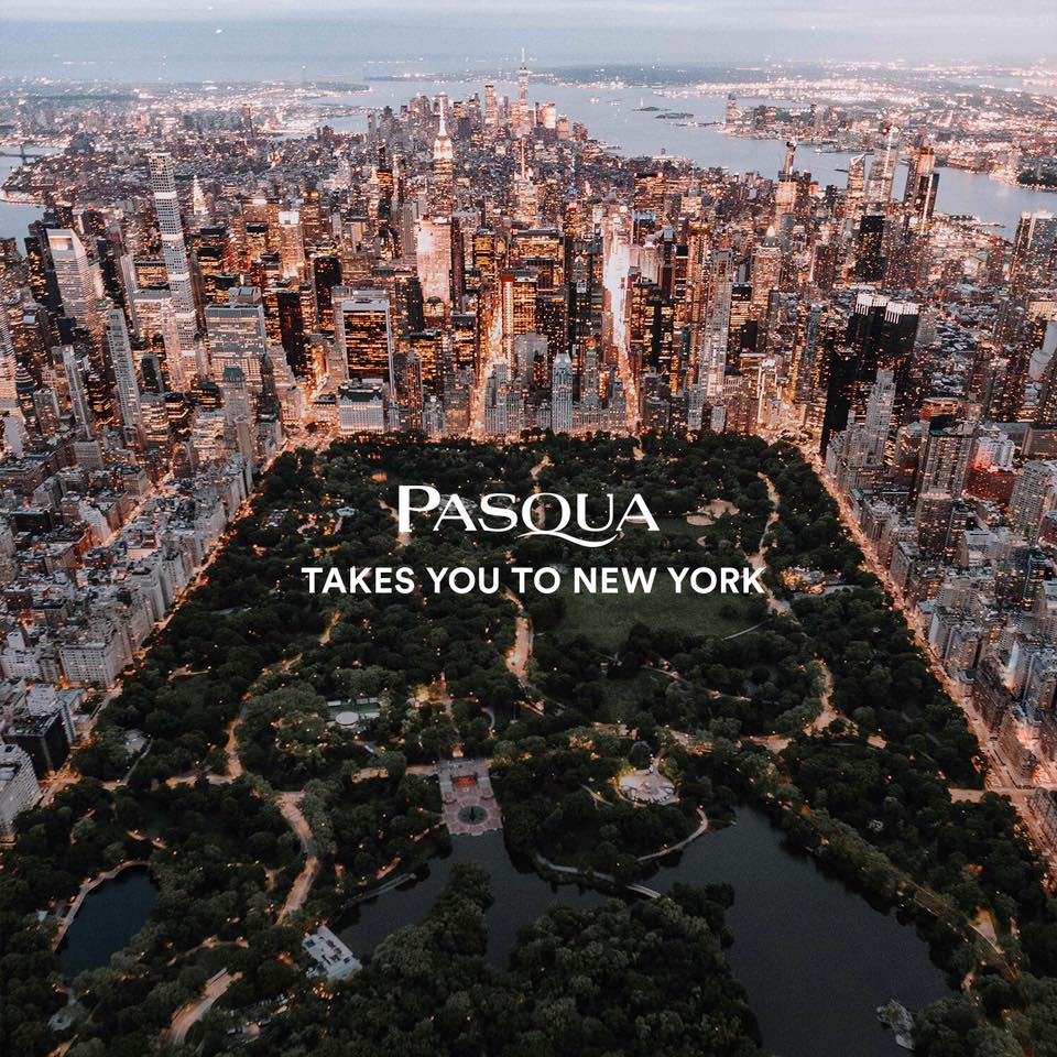 June 2019: Win a Trip to New York with Pasqua Wines