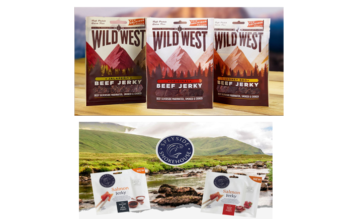 Ampersand add Wild West & Speyside Jerky to their portfolio