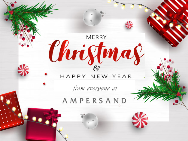 December 2019: Merry Christmas