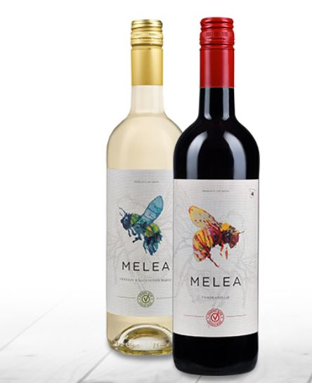 Melea Wines: Ampersand's New Organic & Vegan Range is the Bee's Knees