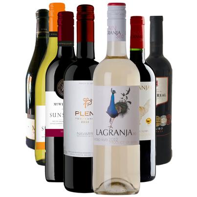 Ampersand Wins 7 Awards at Irish Wine Show 2013