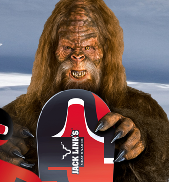 Jack Links Snowboard Competition Peaks on Facebook