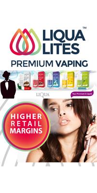 LiquaLites E-Liquids & Pens