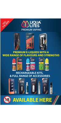 LiquaLites Premium Vaping Range