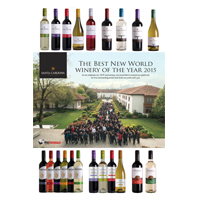 November 2015: New World Winery of the Year - Viña Santa Carolina