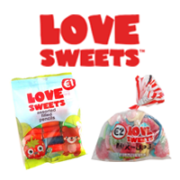 July 2016: Ampersand Appointed Exclusive Distributor for Love Sweets Confectionery