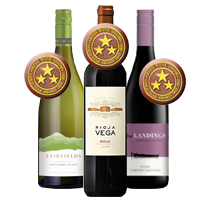 November 2016: Ampersand Score Golden Hat Trick and the Irish Wine Show Awards