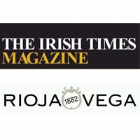 November 2016: Rioja Vega Semi Crianza in the Irish Times Weekend Magazine