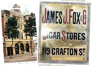 1881 - JJ Fox & Co, specialist retailer of handmade cigars opens on Grafton St in Dublin