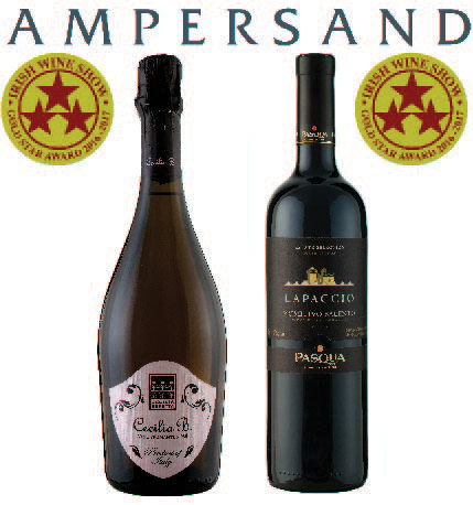 October 2017: Ampersand wins big at NOffLA Wine Awards 2017