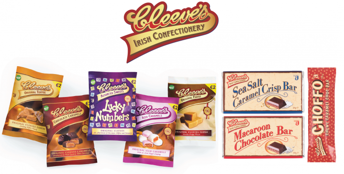 2018 - Ampersand add Cleeve's to their growing confectionery portfolio