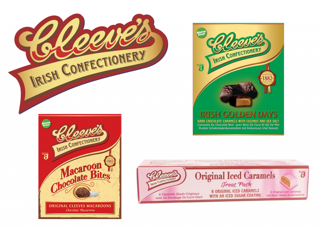 Feb 2019: Cleeve's Irish Confectionery Extend Range With New Product Launches
