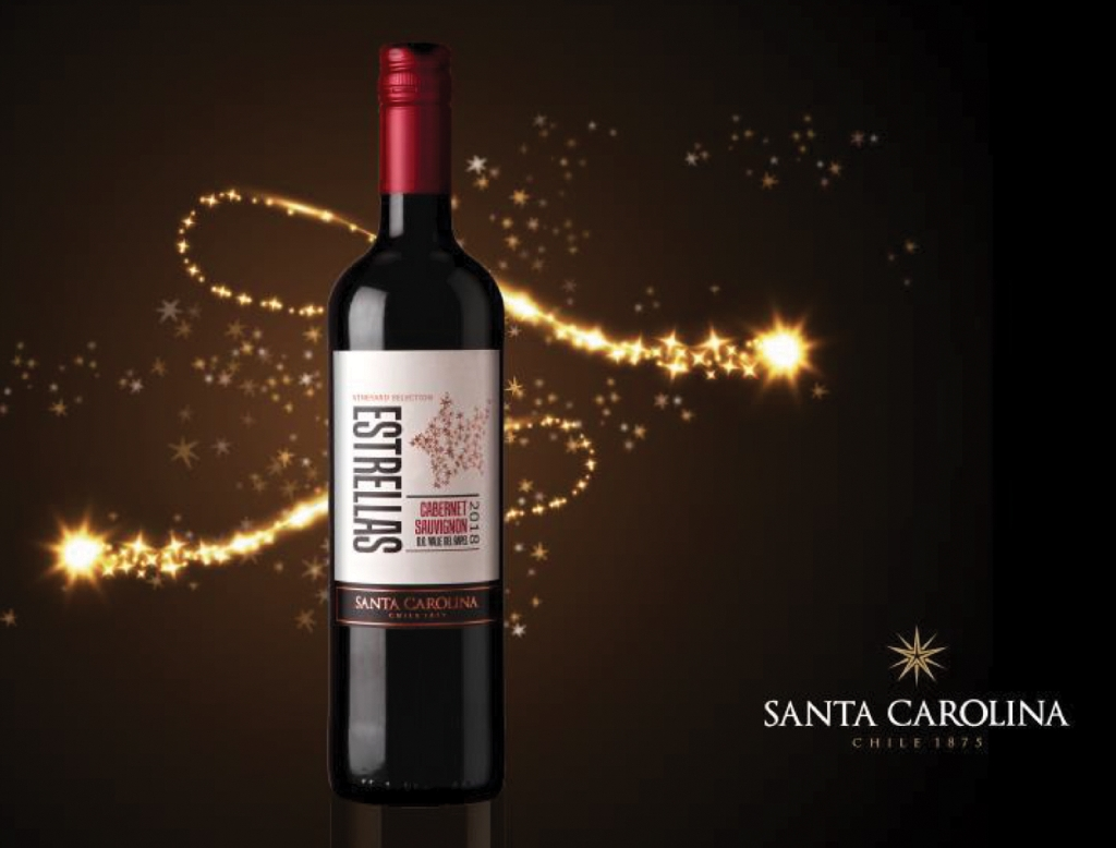 November 2019: Santa Carolina Estrellas Brand Update