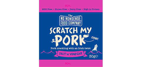 Read the full details about May 2017: New News Feature - Scratch My Pork adds Salt and Vinegar Range
