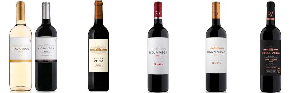 Media Library - Rioja vega bottles