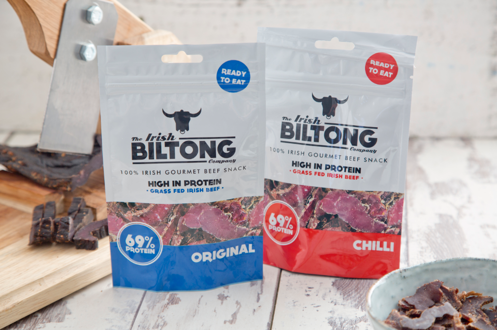 Media Library - Biltong chopping board