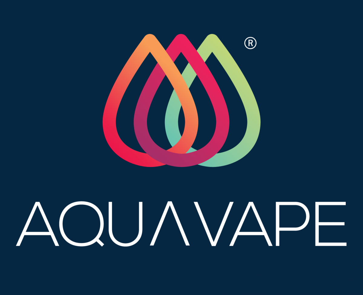 Media Library - Aqua Vape logo