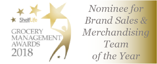 Read the full details about May 2018: Ampersand nominated for GMAs Brand Sales & Merchandising Team of the Year