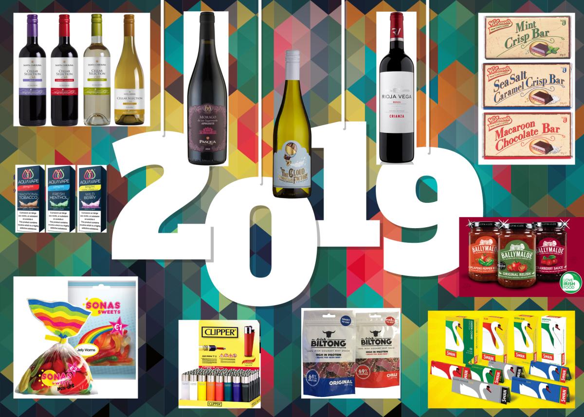 Media Library - Happy New Year 2019