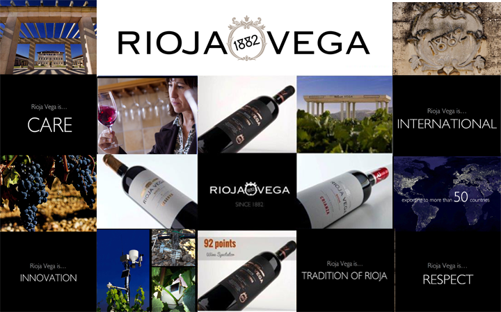Media Library - rIOJA VEGA BRAND VALUES